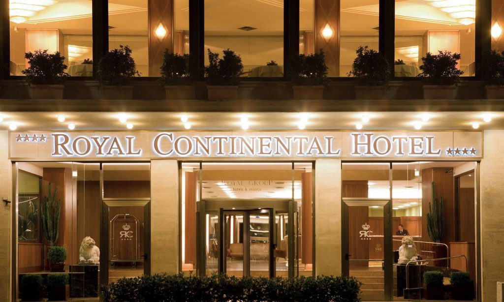 Recommended Hotels – IEEE IRC 2019
